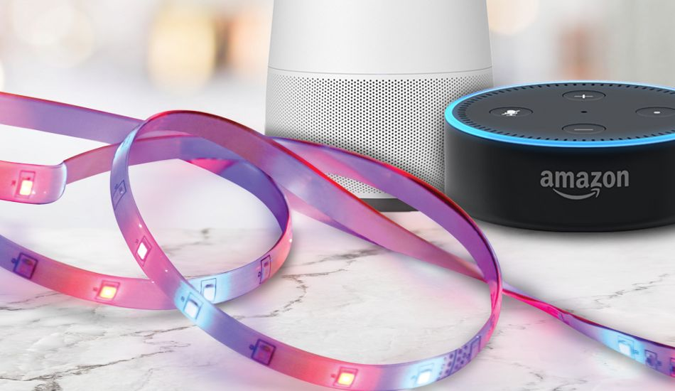Syska launches Wi-Fi enabled Rainbow Smart Strip Lights starting at Rs 3,999