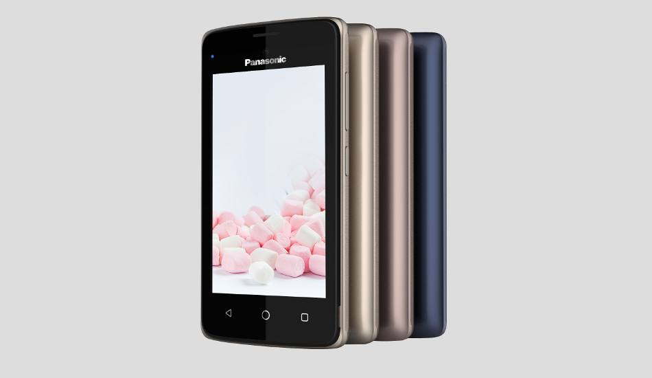 Panasonic launches T44 and T30 at Rs 4,290 and Rs 3,290 respectively