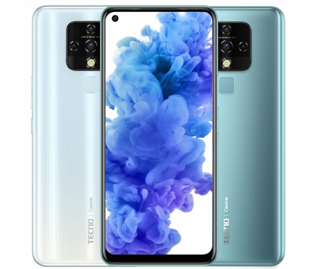 Tecno Camon 16 launched in India with 64MP quad rear cameras for Rs 10,999