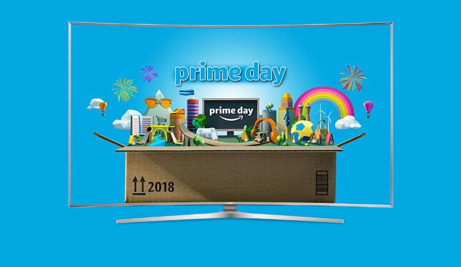 Amazon Prime Day Sale: Best deals on Smart TVs