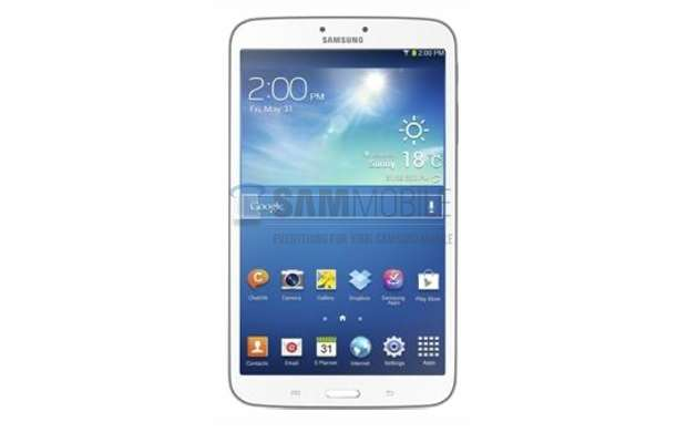 Samsung Galaxy Tab 3's pictures, specification leaked