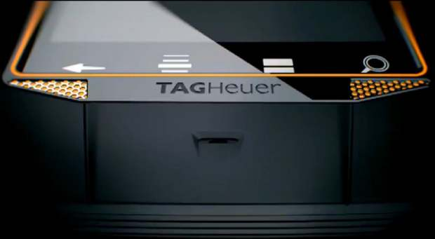 Tag Heuer Racer smartphone available for pre-booking
