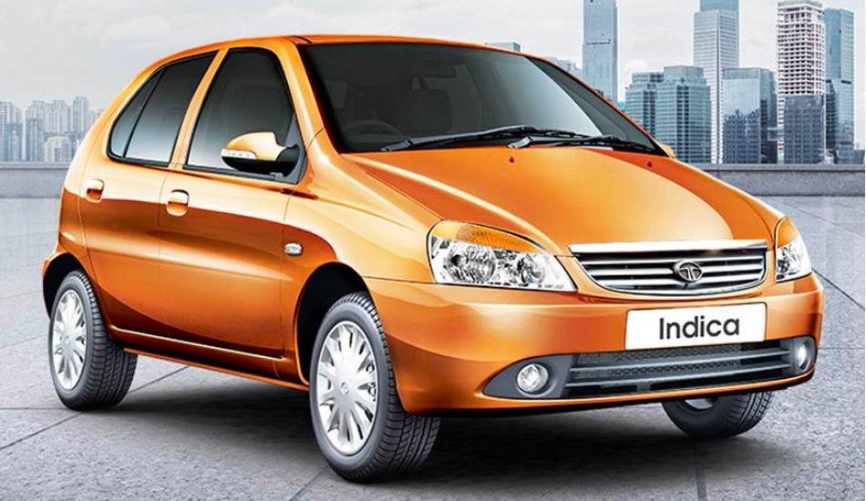 Tata discontinues Indica hatchback and Indigo eCS compact sedan