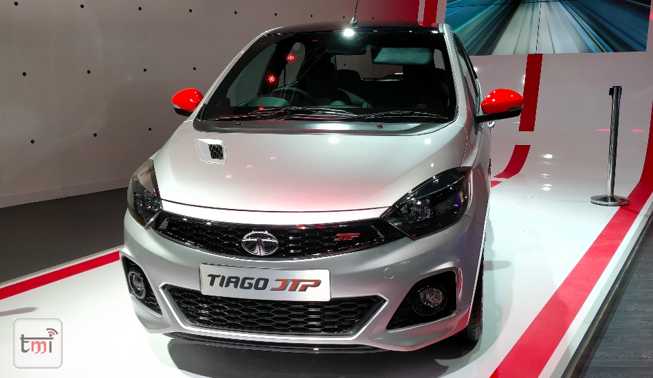 Tata Tiago JTP hatchback expected to launch this festive season