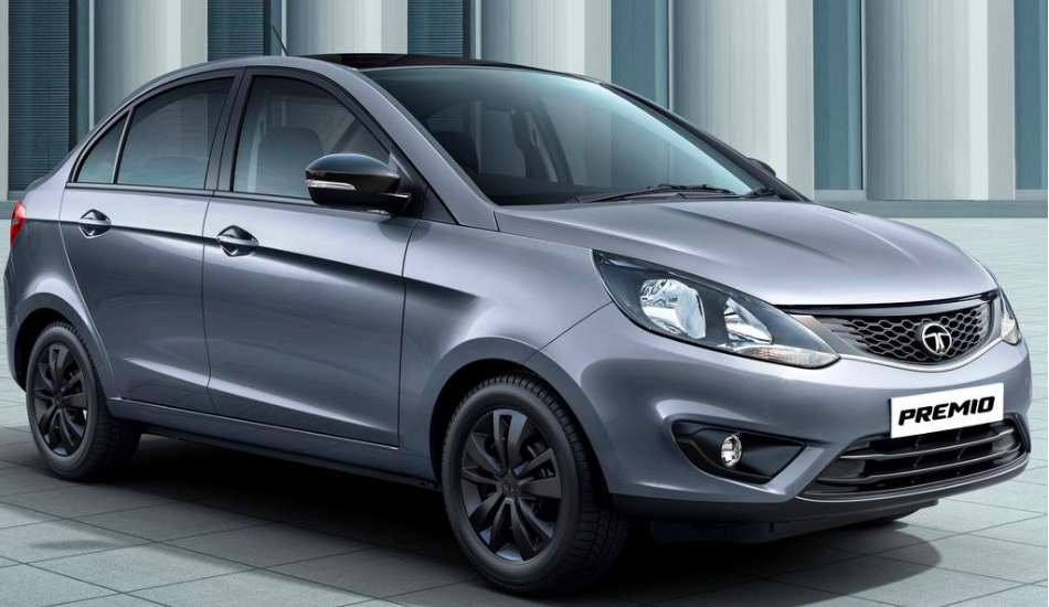Tata Zest Premio special edition launched in India at Rs 7.53 lakh