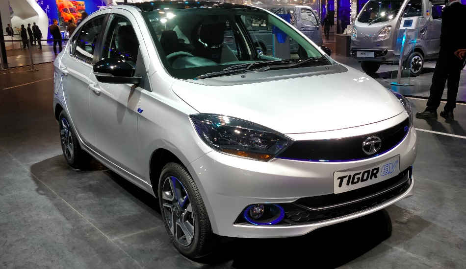Tata Tigor electric vehicle specifications leaked