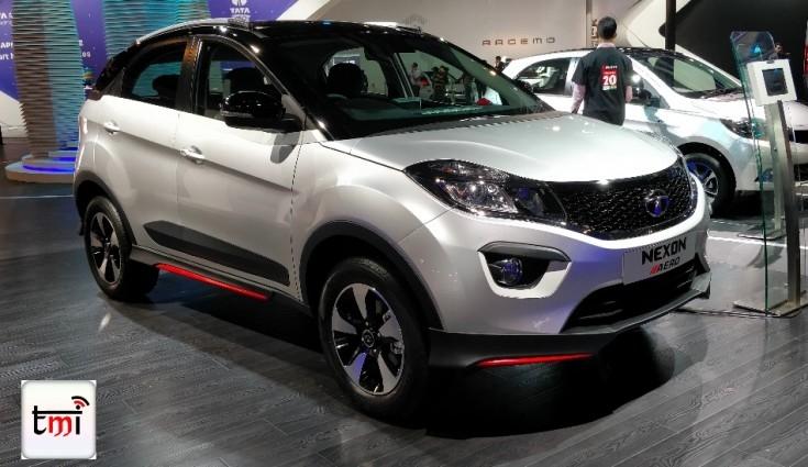 Tata launches Nexon AMT starting at Rs 7.50 lakh in India to rival Maruti Suzuki Vitara Brezza AMT