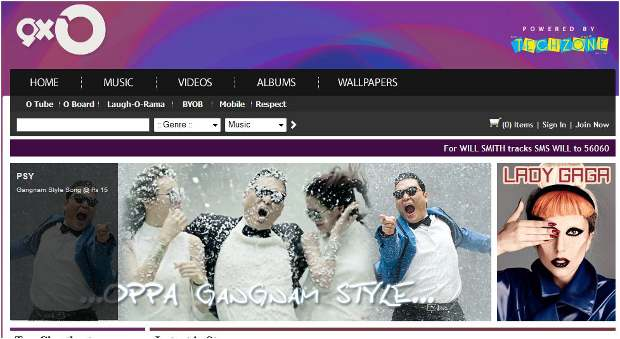 WAP portal for International and Bollywood hits launched