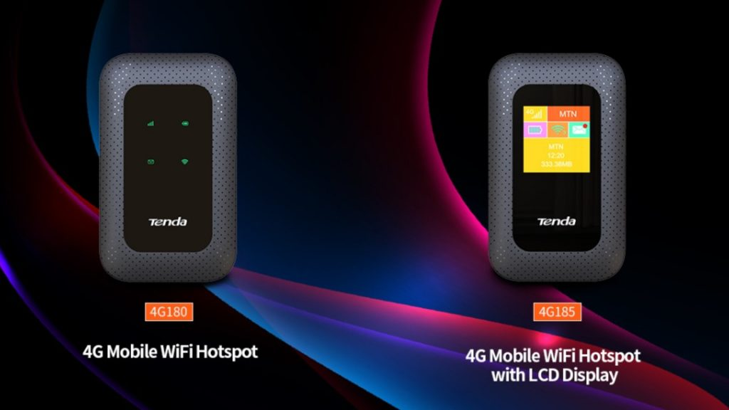 Tenda 4G180 and 4G185 4G LTE Advanced Pocket Mobile Wi-Fi Hotspots launched in India