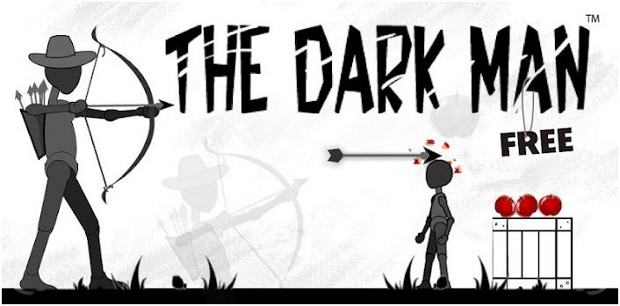The Dark Man game now available for Android