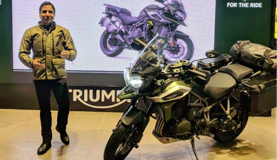 Triumph Motorcycles launched Tiger 900 adventure bikes in India