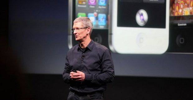 Apple CEO hints about next iPhone