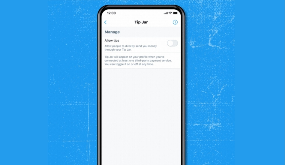 Twitter launches 'Tip Jar' feature on its platform