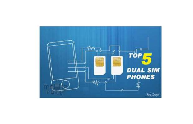 Top 5 dual SIM phones under Rs 5000 for July 2012
