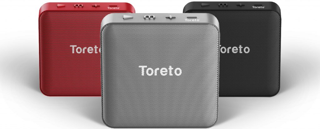 Toreto launches Bash portable Bluetooth speaker in India for Rs 1799