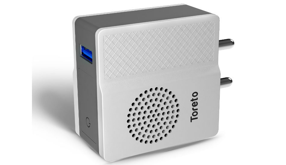 Toreto launches Remix Series of USB Wall Charger with built-in speaker