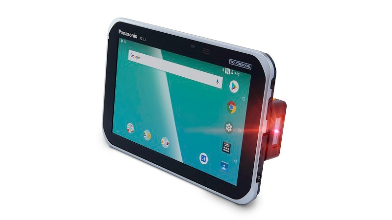 Panasonic Toughbook FZ-T1 and Toughbook FZ-L1 rugged Android devices launched in India