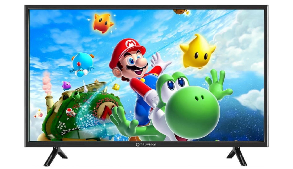 Truvison 24-inch Full-HD LED Gaming TV announced, starts Rs 10,990