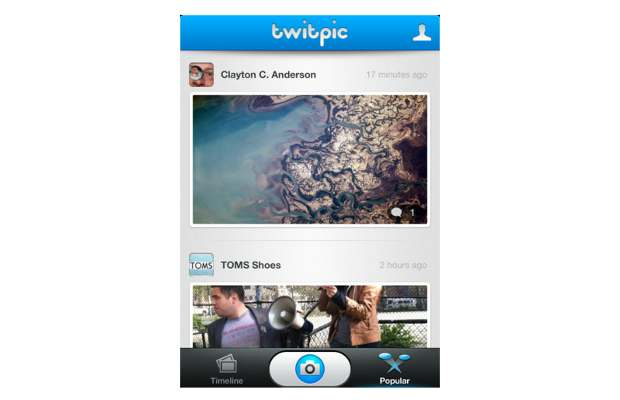 Official Twitpic app released for iOS, Android