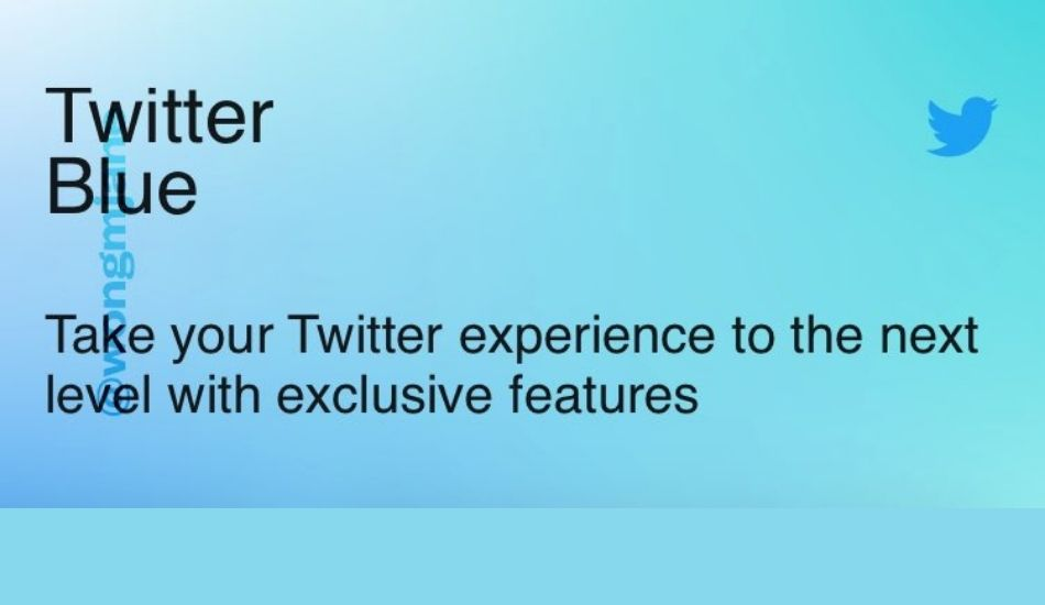 Twitter Blue paid subscription to bring 'Undo Tweet' button, Bookmark Collections and more: Leak