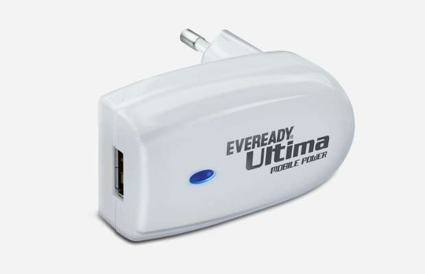 Eveready Ultima Mobile Power chargers announced