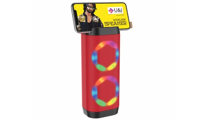 U&i launches 'Flame' portable party speaker at Rs 1499
