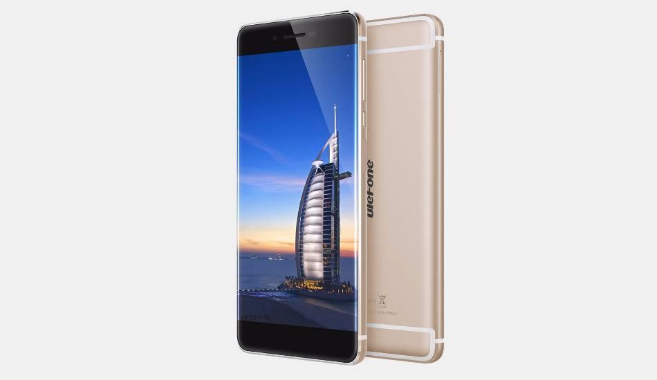 Ulefone Future with 4GB RAM, fingerprint sensor unveiled