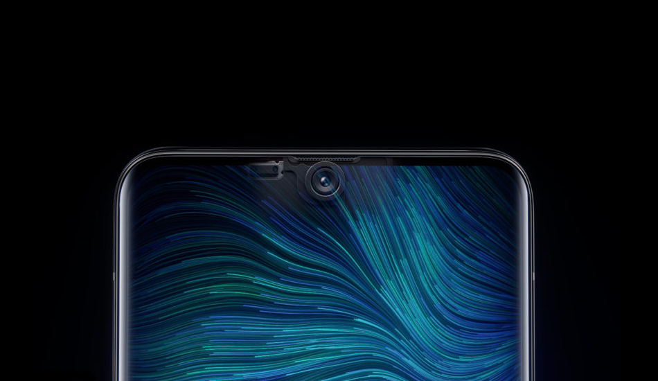Oppo officially showcases Under-Screen Camera technology