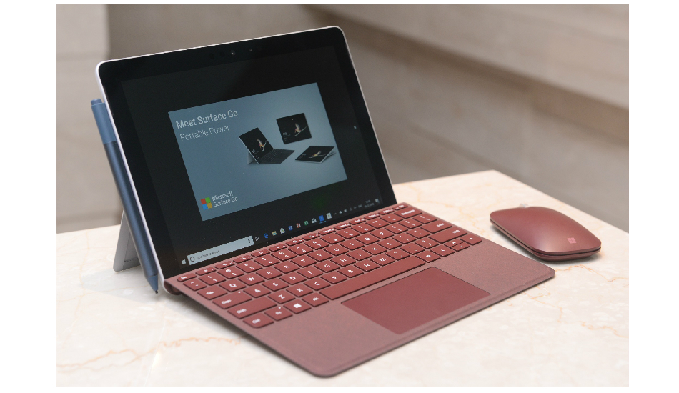 Microsoft Surface Go launched in India, starts at Rs 38,599 on Flipkart