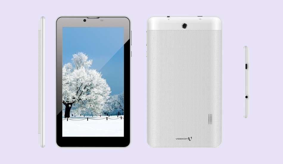 Videocon VA81M dual SIM 3G tab launched at Rs 4,900