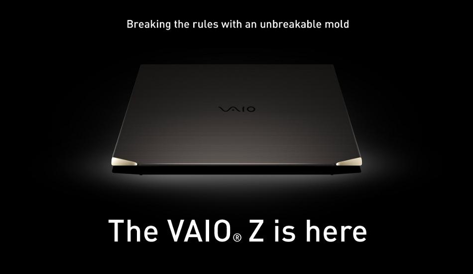 Vaio Z laptop announced with 11th Gen Intel CPU, Carbon Fibre Build