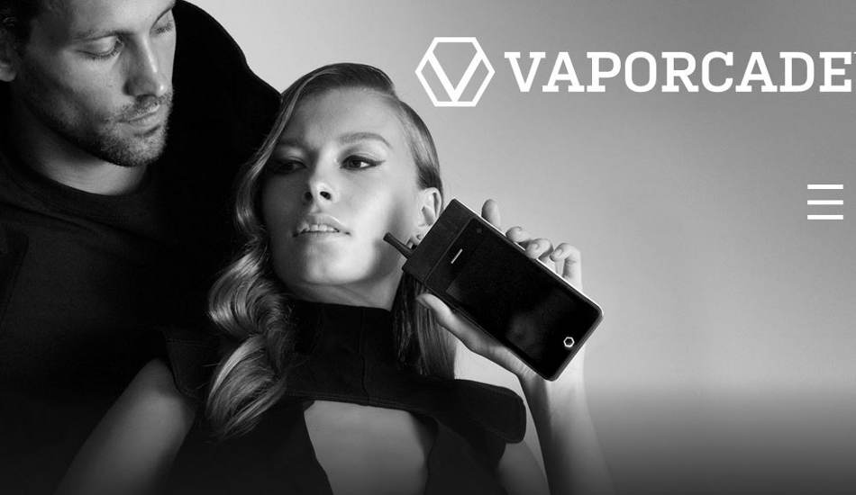 Meet Vaporcade Jupiter - An Android phone that comes with an e-cigarette
