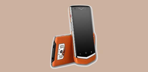 Vertu launches handmade Constellation smartphone