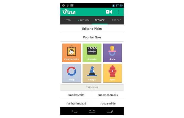 Official Vine app arrives for Windows Phone 8 devices