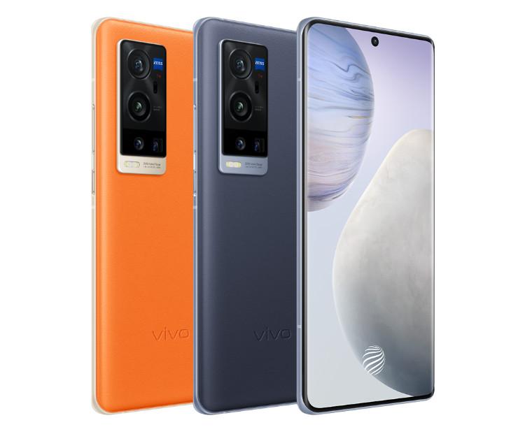 Vivo X60 Pro+ announced with Snapdragon 888 SoC, 50MP quad rear cameras