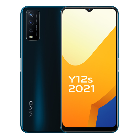 Vivo Y12s 2021 announced with Snapdragon 439 SoC, 5000mAh battery