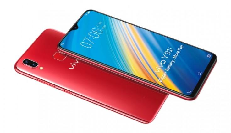 Vivo Y91i 3GB, 32GB storage variant price slashed