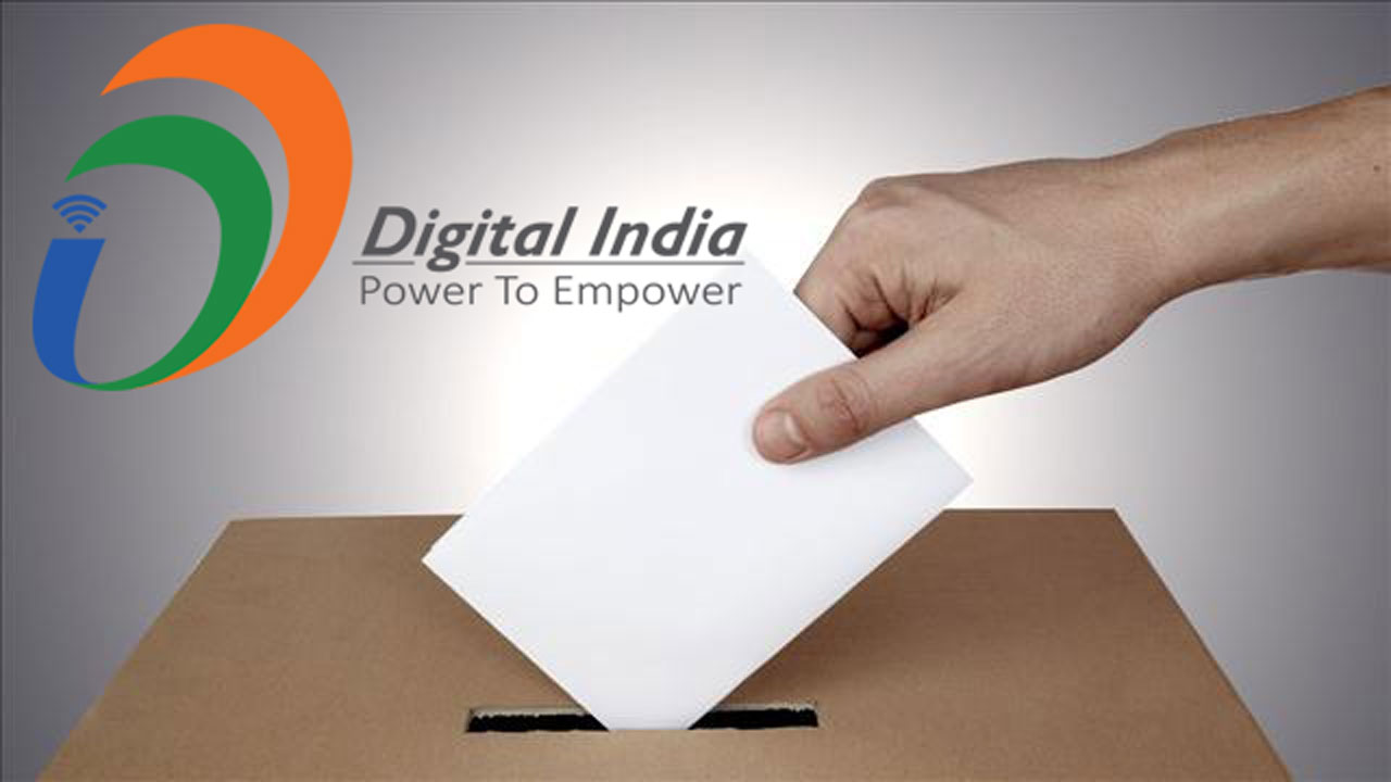 Digital India and Elections:  A disappointing marriage
