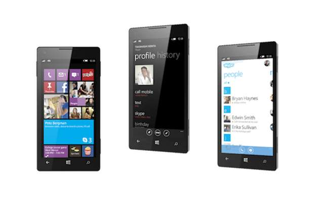 Skype Preview for Windows Phone 8 goes live