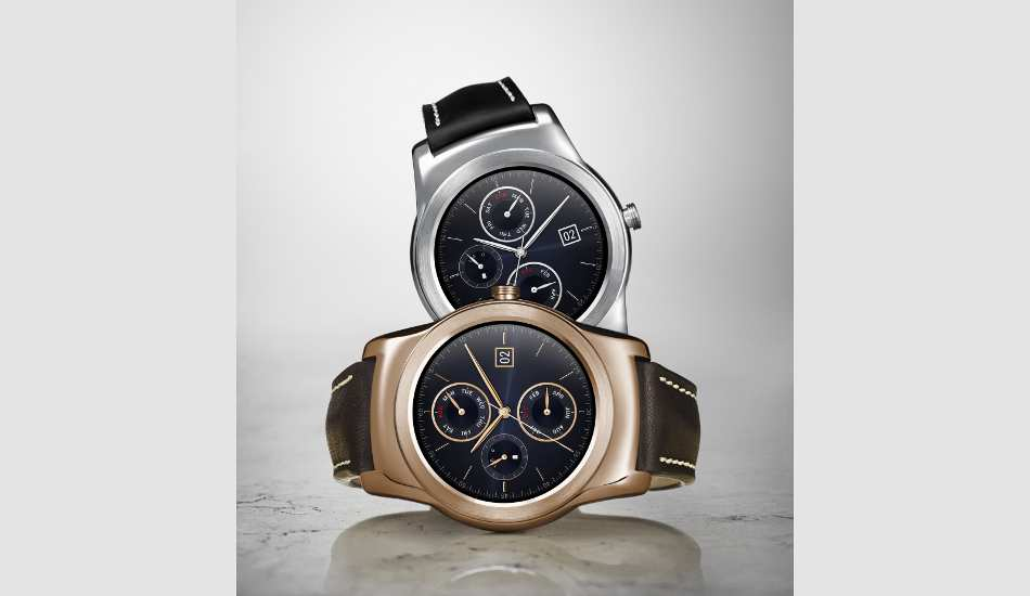 LG Watch Urbane hits India for Rs 30K