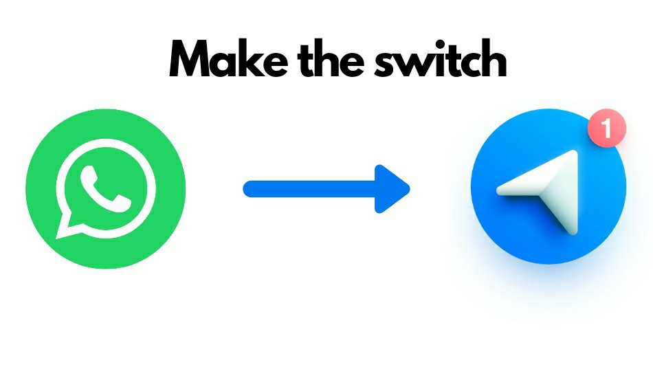 How to transfer chats from WhatsApp to Telegram?