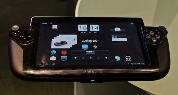 New Wikipad gaming tablet to come with console like buttons