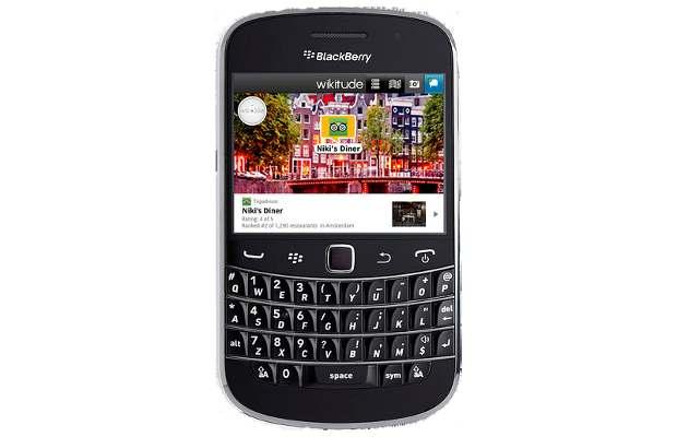 TripAdvisor Augmented Reality app now on BlackBerry