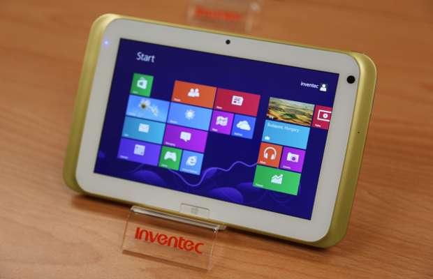Microsoft showcases 7 inch tablet