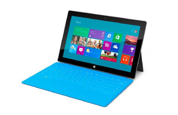Samsung to launch Windows 8 RT tablet in October
