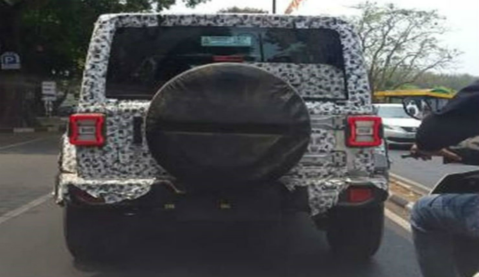 2018 Jeep Wrangler to launch in India soon