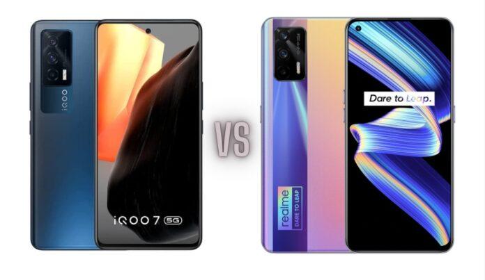 IQOO 7 vs Realme X7 Max: The Mid-range Flagship Battle