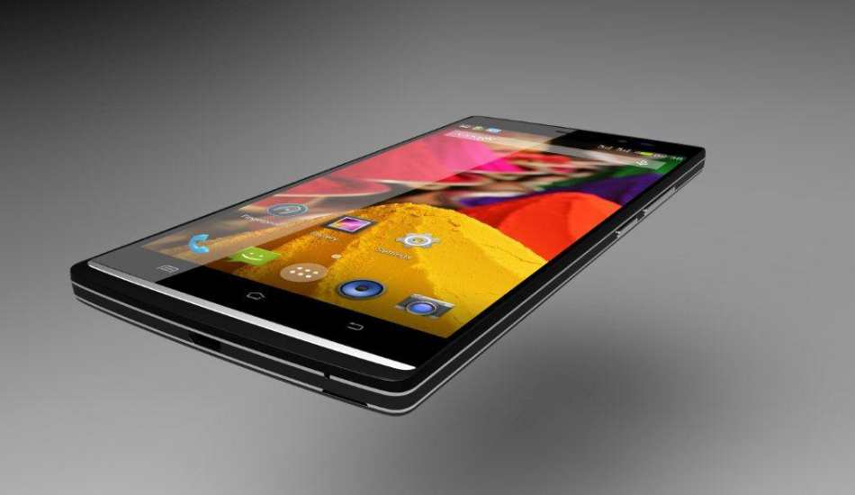 Xolo Q2100 with fingerprint sensor launched for Rs 13,499