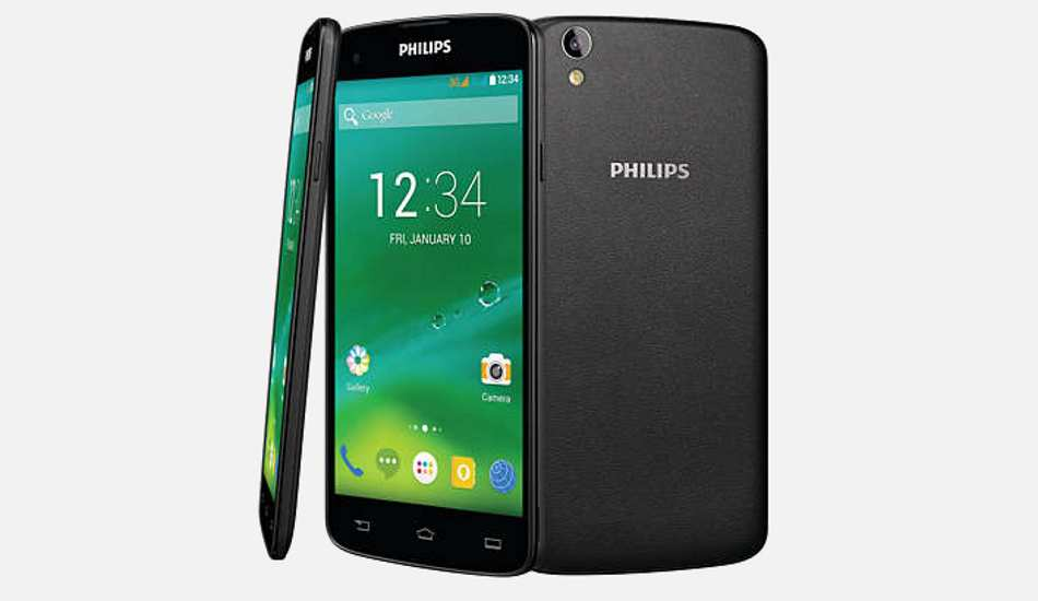 Philips Xenium I908, S309 Android smartphones launched in India