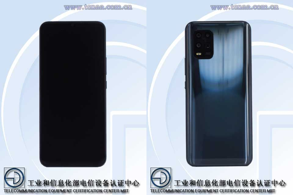 Xiaomi Mi 10 Youth Edition specifications tipped by TENAA listing